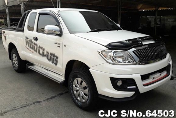 Toyota Hilux Best Selling Pickups